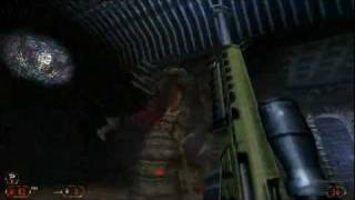 Blood 2: The Chosen - The Cathedral (BOSS LEVEL)