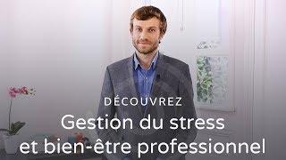 UNOW - Gestion du stress et bien-être professionnel - Présentation
