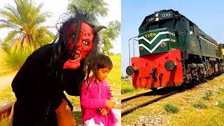 Shaitan Vs Kids   Shaitan Vs Muslim   Shaitan Vs Train   Shaitan Vs Child
