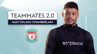 """How can someone that is so bad in a rondo be so good in a match!?"" 