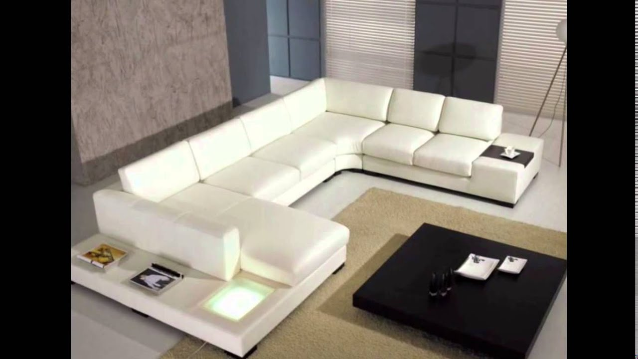 Living Room Sofa Set Designs, Living Room Table Designs - YouTube