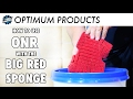 How Optimum No Rinse and The Big Red Sponge Work