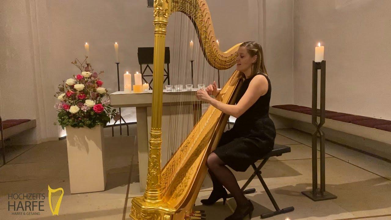 Perfect (Ed Sheeran) - Musik zur Hochzeit | Hochzeitsharfe Münster