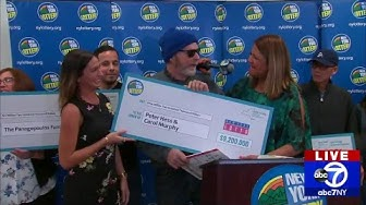 Lottery winners from New York share $23.4M in prizes