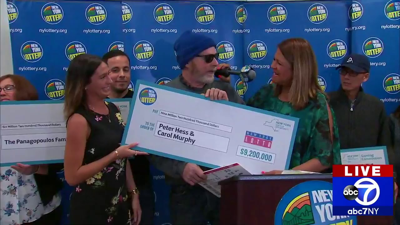 Lottery Winners From New York Share 23 4m In Prizes Youtube Check now and enjoy today thailand lotto result 2020. lottery winners from new york share 23