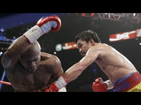 Manny Pacquiao vs Floyd May Weather Jr Fight 2015 | Highlights You'll gonna watch this all day