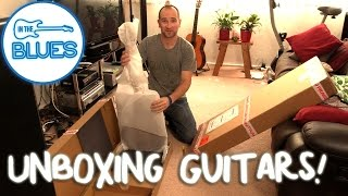 Little Crow Guitars - Guitar Porn Unboxing