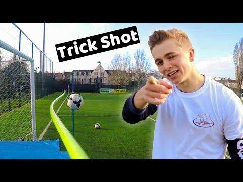 High Jump TRICK SHOT ft. ChrisMD | HighFly Fox Challenge Round 2