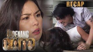 Kadenang Ginto: Week 51 Recap - Part 2 Kadenang Ginto September 26-27, 2019 After failing to get herself out of jail, Daniela (Dimples Romana) seeks ...