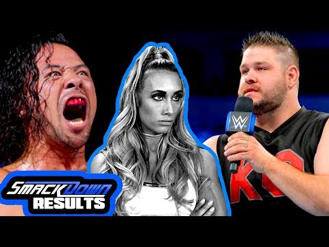 HELL IN A CELL MAIN EVENT SET! WWE Smackdown Live Review (Going In Raw Podcast Ep. 284)