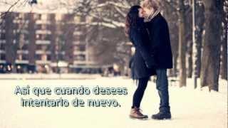 JLS - Take A Chance On Me (Subtitulada al Español)