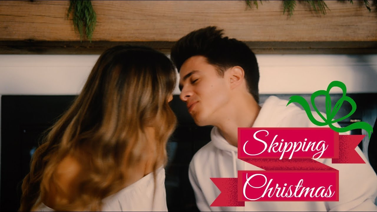 Skipping Christmas.Brent Rivera Skipping Christmas Official Video