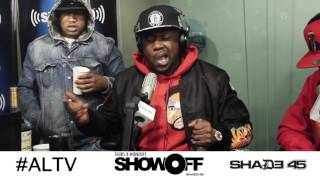 Conway and Benny Showoff Radio Freestyle w/ Statik Selektah Shade 45 PT. 2 ep. 03/09/17