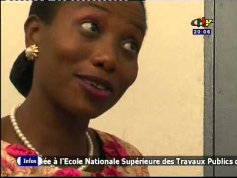 Haute tension, 1, Télé film camerounais poster