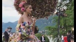 Baixar Dolce&Gabbana Alta Moda FW 2018/19 Lake Como