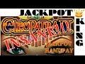 *huge* Cleopatra 2 *jackpot* 44x Spin Multiplier $6.00 Max Bet video