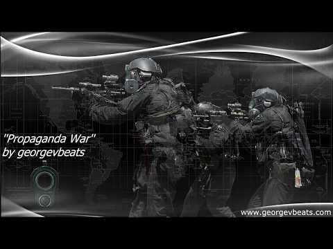 Propaganda War - Free Instrumental {Beat 2015} - GeorgeVbeats