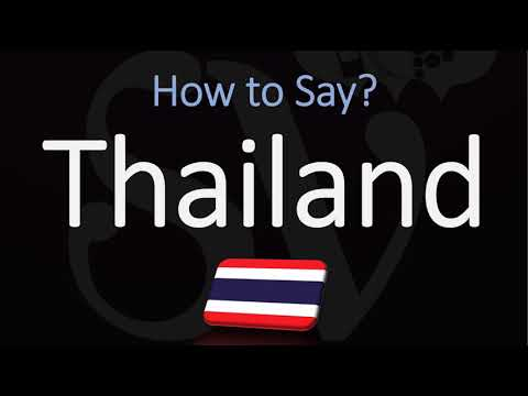 How to Pronounce Thailand? ? (CORRECTLY)