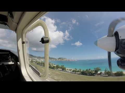 Flight From St. Maarten to Anguilla