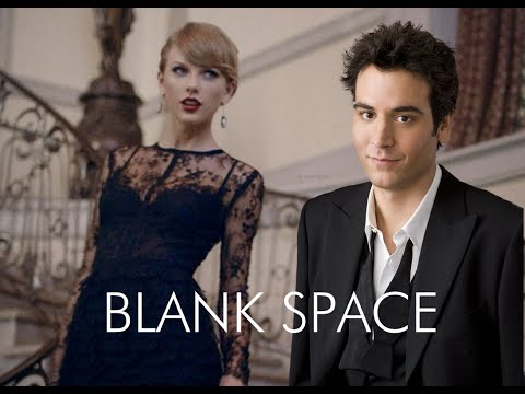 Josh Radnor singing 'Blank Space' by Taylor Swift in subway