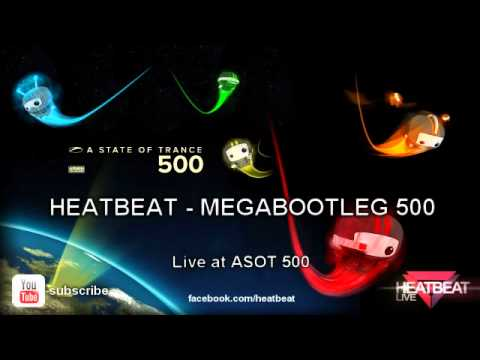 Heatbeat - Megabootleg 500