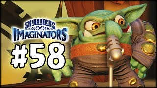 Skylanders Imaginators - Gameplay Walkthrough - Part 58 - 100% Mushroom River!