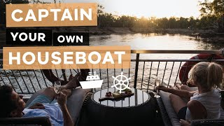 The Town Where You Can Captain Your Own Houseboat