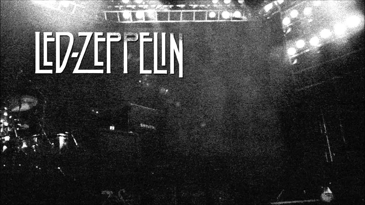 Led Tube: Led Zeppelin No Quarter Youtube