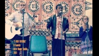 D Family - E Rui Totoka (Chris Kele) Fijian Gospel Praise