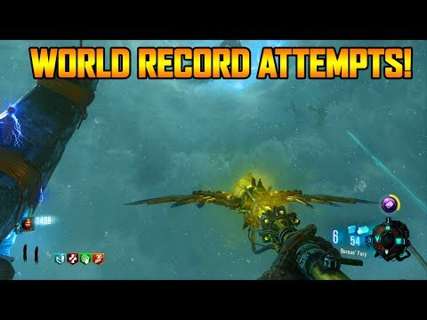 ORIGINS SPEEDRUN WORLD RECORD ATTEMPTS!