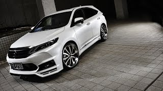 2 2016 Toyota Harrier G Sports Exterior And Interior