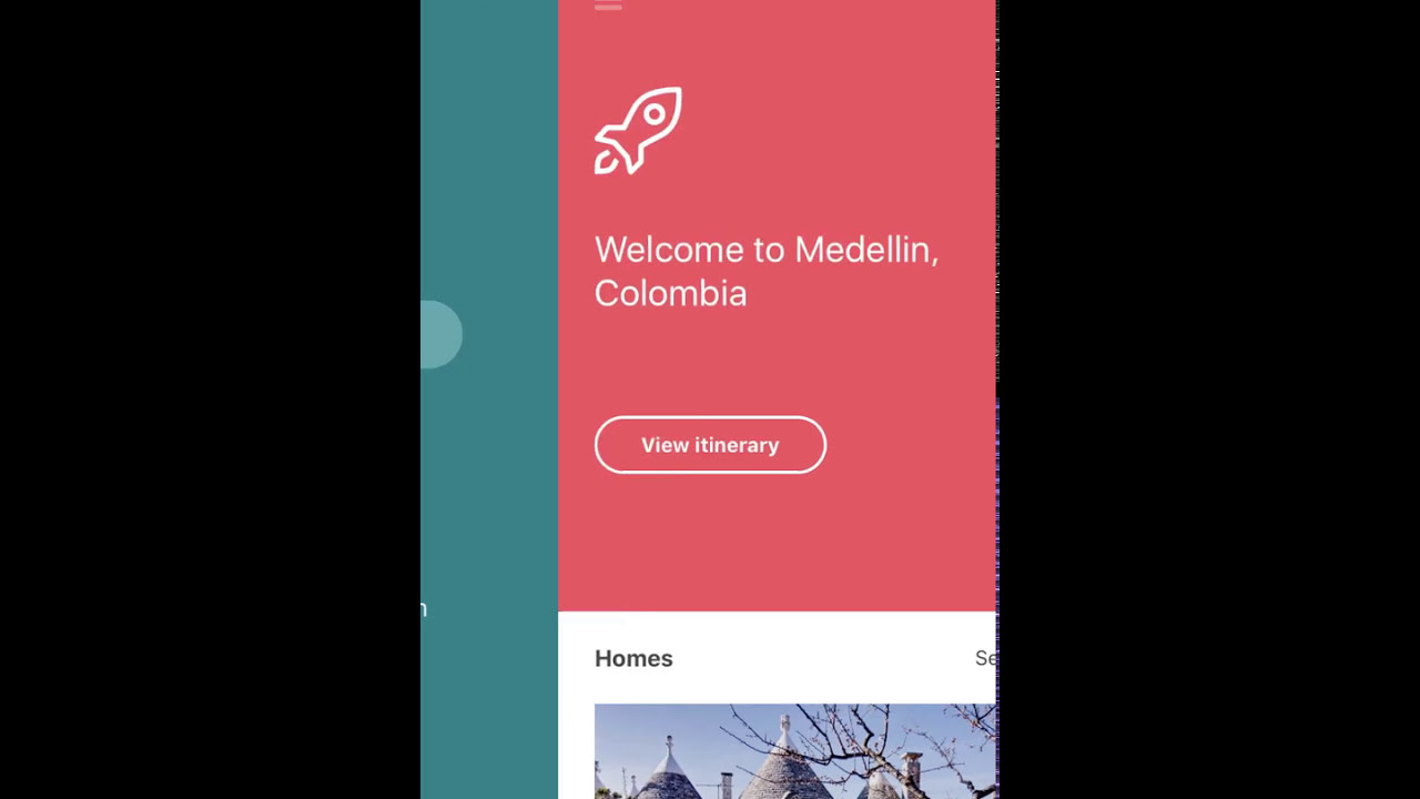 Airbnb Ui React Native Full Theme Demo Youtube