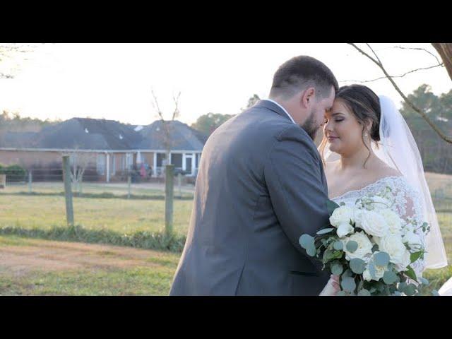 Anna & Hunter's Wedding