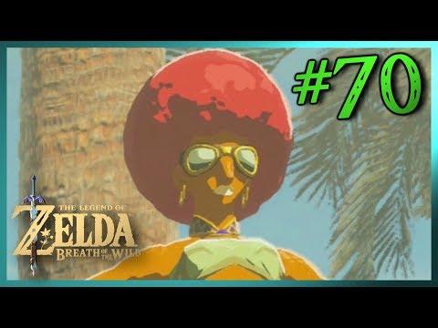 'Straight Line' - Legend of Zelda: Breath of the Wild [#70]