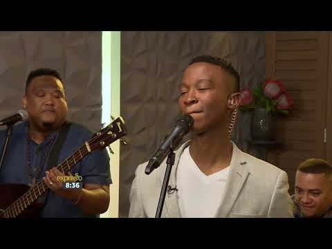 "Katlego Performs ""Crazy Love – Michael Buble"""