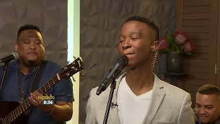 Katlego Performs Crazy Love Michael Buble