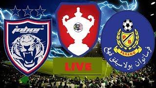JDT vs Pahang   1st Half   Piala Malaysia   LIVE
