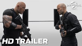 Fast &amp Furious Hobbs &amp Shaw - Trailer 2 (Universal Pictures) HD