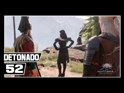 The Witcher 3: Wild Hunt Detonado - Parte #52- Ecos do Passado!