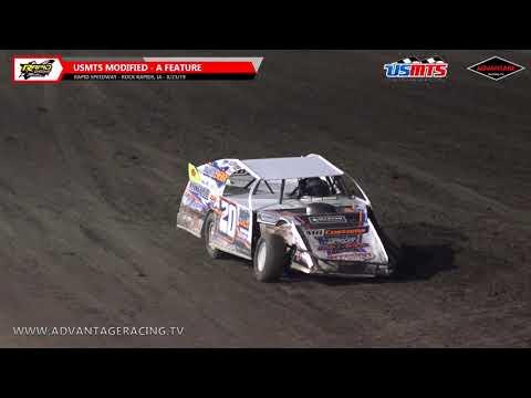 USMTS Feature - Rapid Speedway - 8/23/19