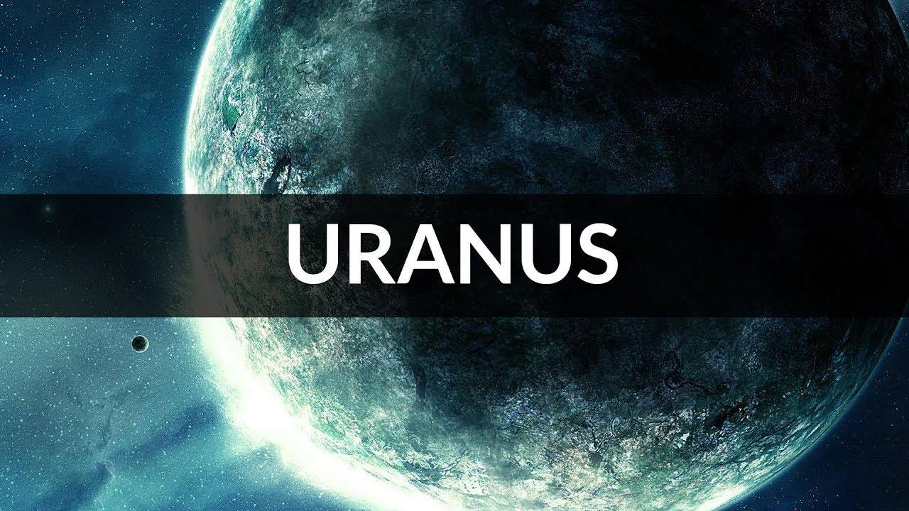 Uranus - Rummet og vores solsystem - Natur og teknologi på hovedet - NTPH