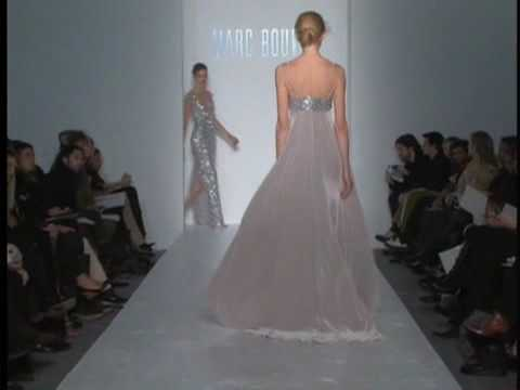 Marc Bouwer Fall 2007 Mercedes Benz Fashion Week Part 2