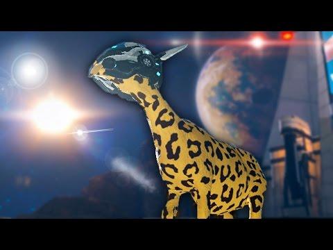 BEAM ME UP | Goat Simulator Space DLC #2