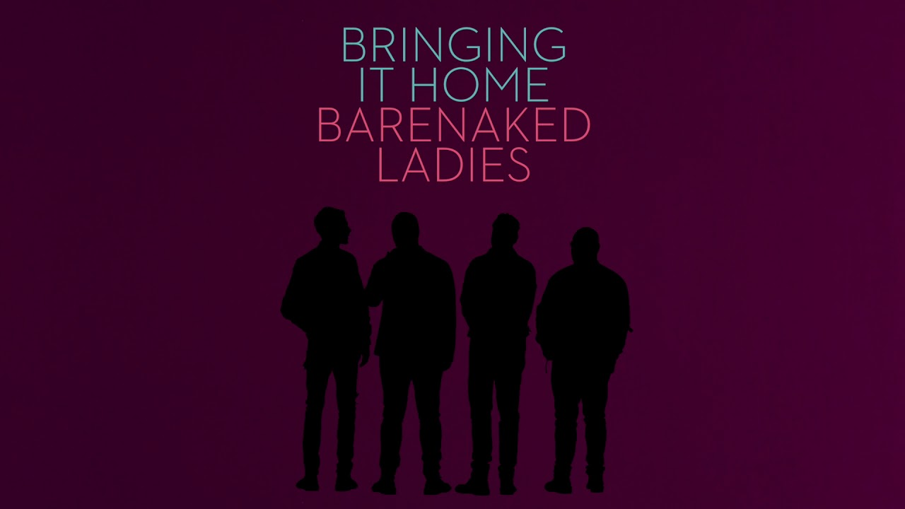 Bare naked ladies album cover — pic 1