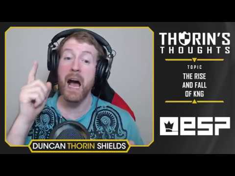 Thorin's Thoughts - The Rise and Fall of kNg (CS:GO)