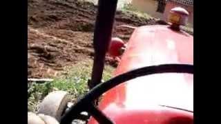 Massey Ferguson 50x turbinado