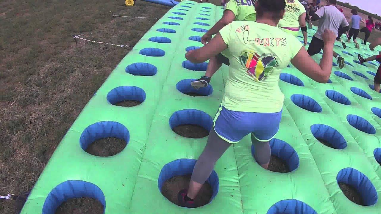 Insane Inflatable 5k Gopro Youtube
