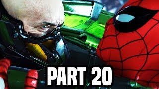 SINISTER SIX in SPIDER-MAN PS4 Gameplay Walkthrough Part 20 FULL GAME (PS4 PRO Spiderman)