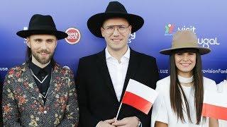 Eurowizja 2018: Na niebieskim dywanie!