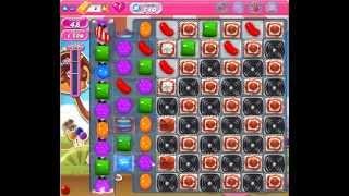 Candy Crush Saga Level 540 - 1m35s -  Bug
